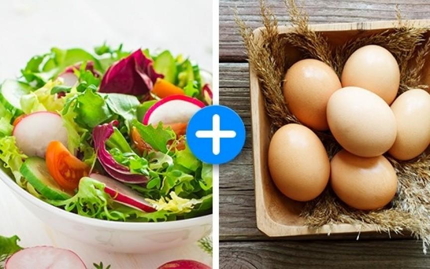 Cum combini sănătos ouăle în alimentație