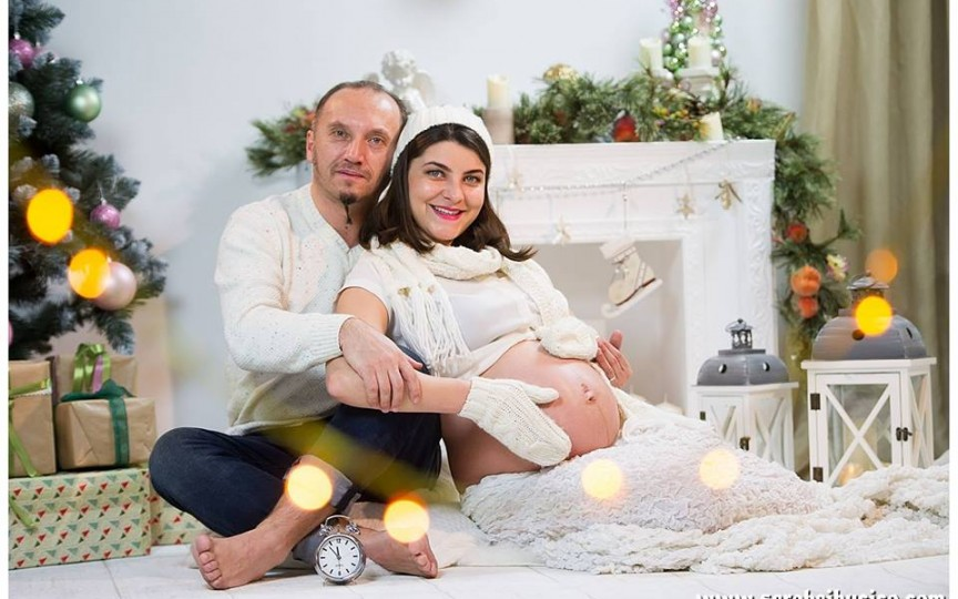 Vine barza! Anatol Durbală și soția sa într-o sesiune foto inedită