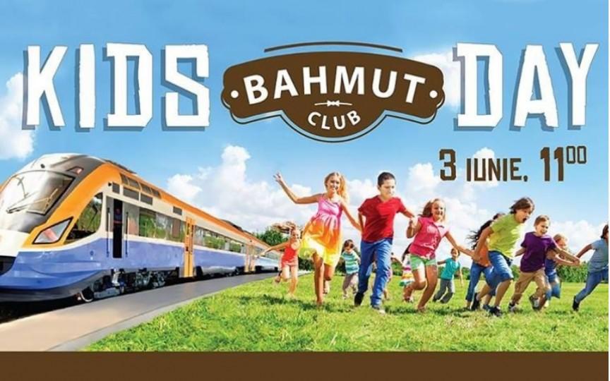 O altfel de Sărbătoarea Copiilor la Bahmut Club