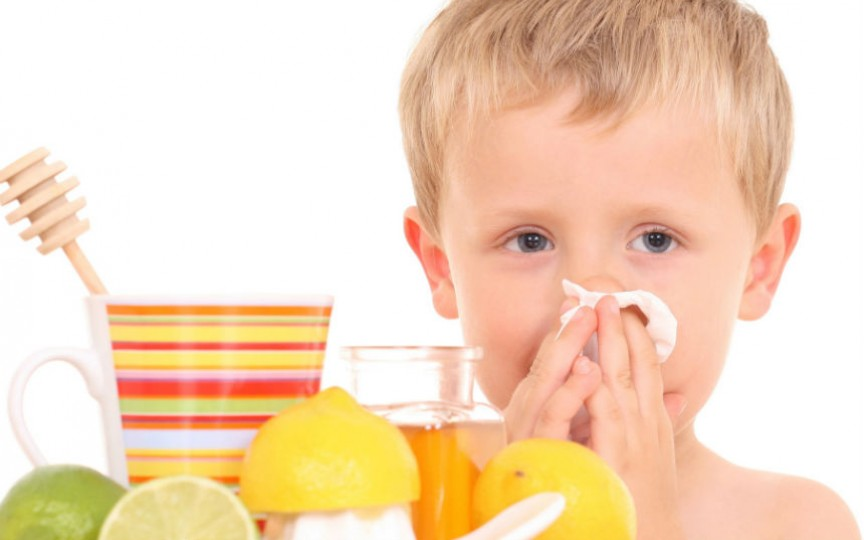 5 semne care arată că copilul are imunitatea scăzută