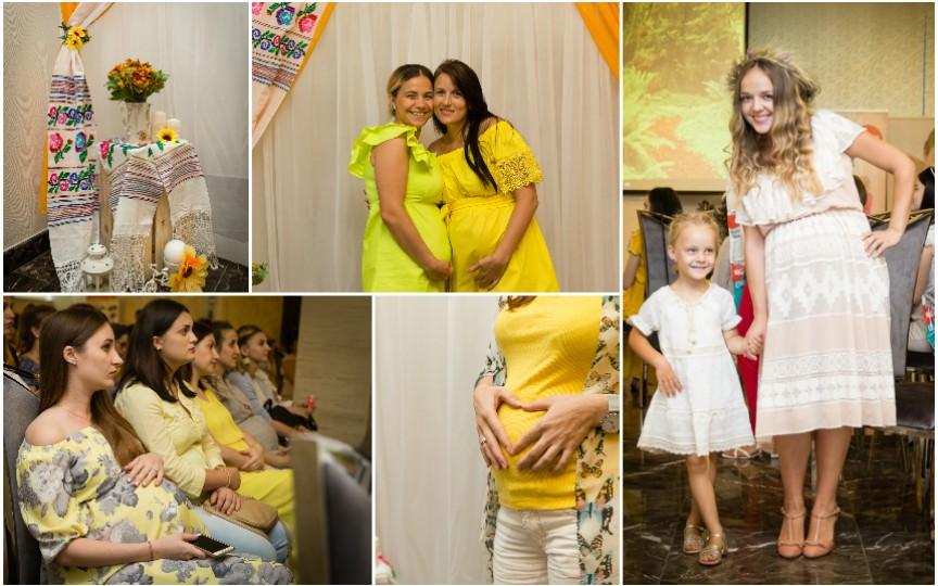 Record de graviduțe la un festival în Chișinău! Vezi cum a fost!