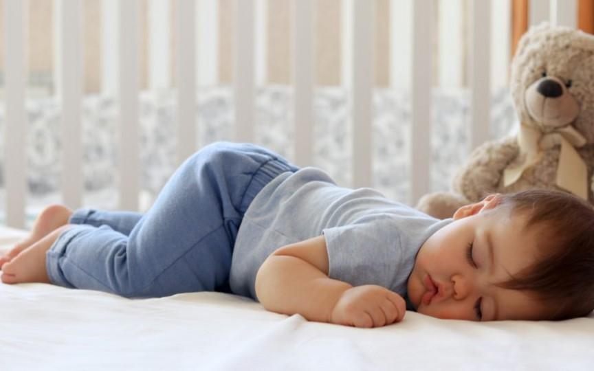 6 secrete pentru un somn liniștit al bebelușului