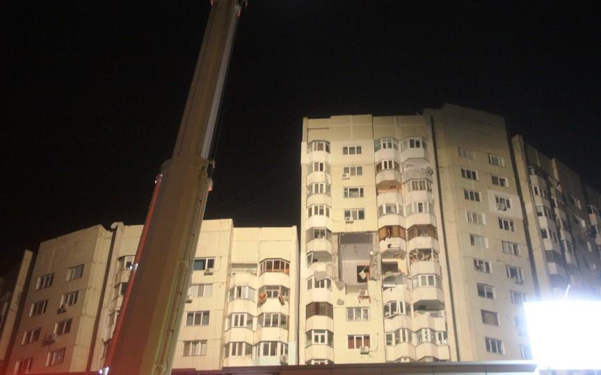 Detalii noi privind deflagrația din Chișinău – câteva persoane sunt de negăsit și ar putea fi sub dărâmături