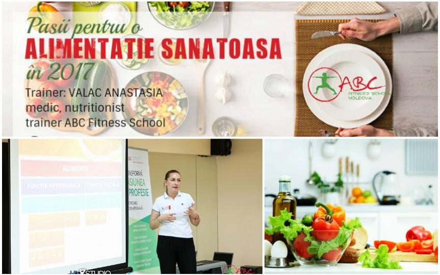 Seminar GRATUIT de nutriţie: Cum să mănânci sănătos!