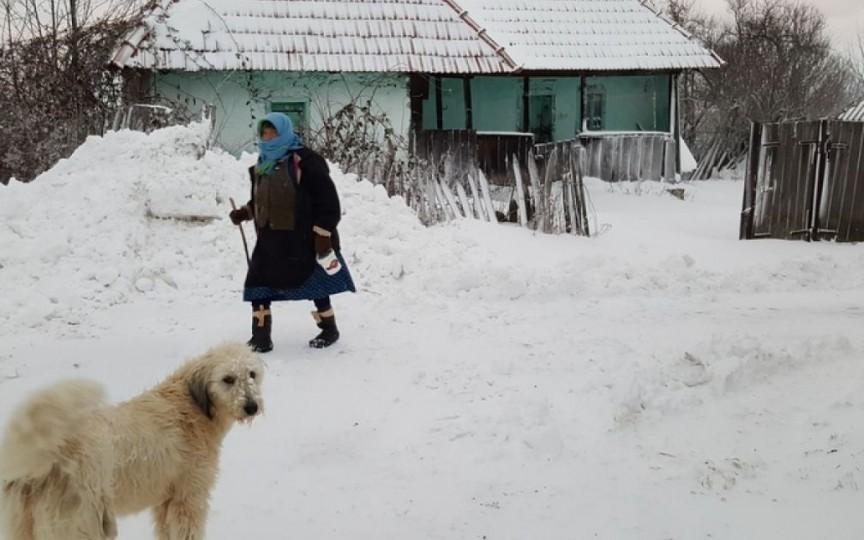 Un sat din Moldova a rămas numai cu 6 oameni și riscă să dispară