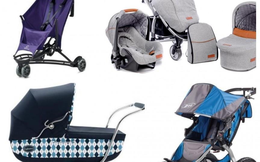 Tipuri de cărucioare pentru copii: avantaje și dezavantaje
