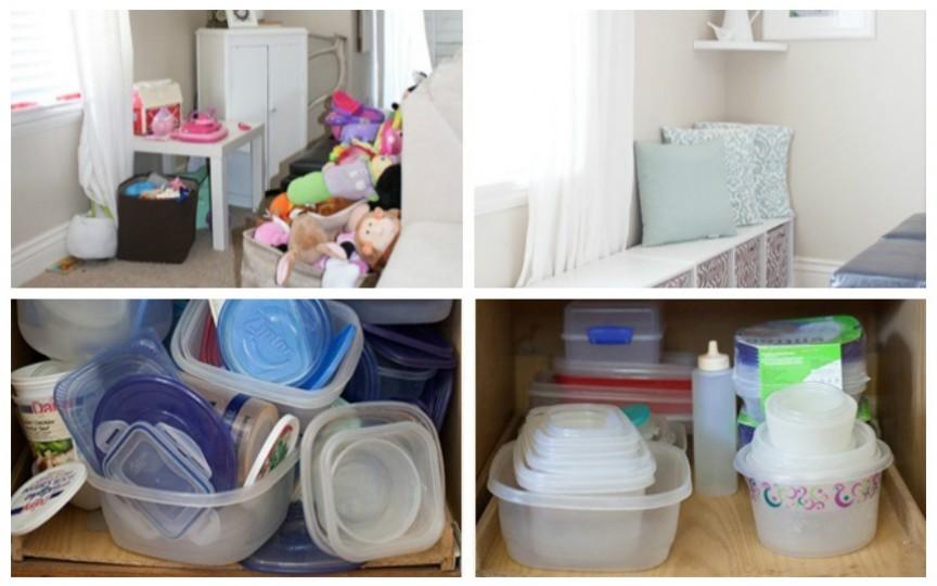 14 idei practice pentru a-ți organiza casa cât mai confortabil
