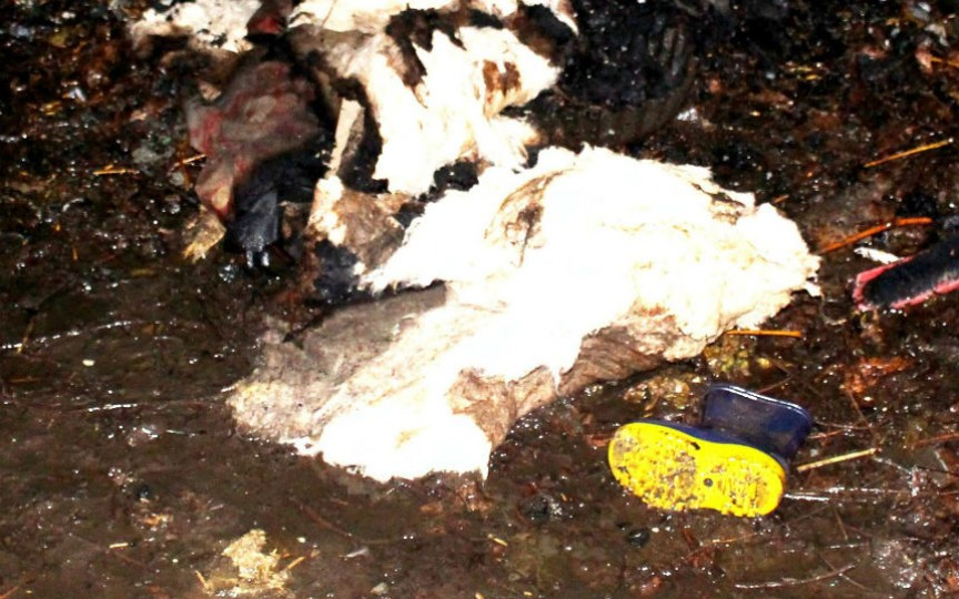Detalii în cazul copiilor decedați în incendiul din raionul Glodeni. Tatăl lor a fost reținut