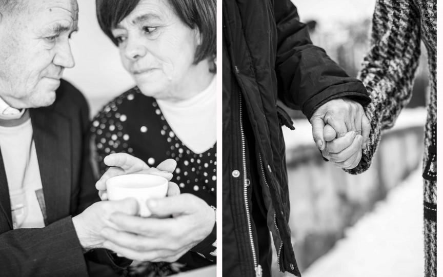 REDESCOPERĂ-ȚI FRUMUSEȚEA! Un cuplu și-a sărbătorit nunta tocmai după 50 de ani de căsnicie!
