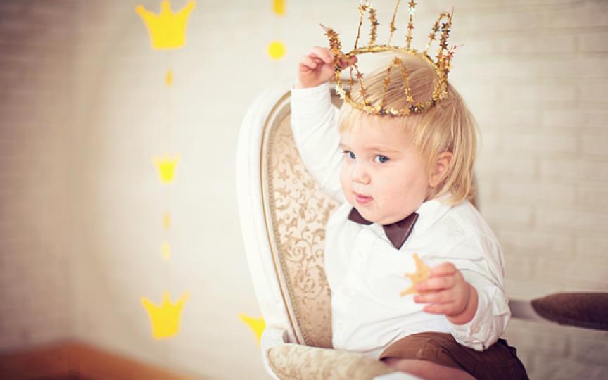 """Sindromul copilului """"împărat"""" și urmările acestuia"""