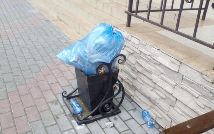 Autoritățile au găsit un mod inedit de a lupta cu cei care aruncă gunoiul la voia întâmplării