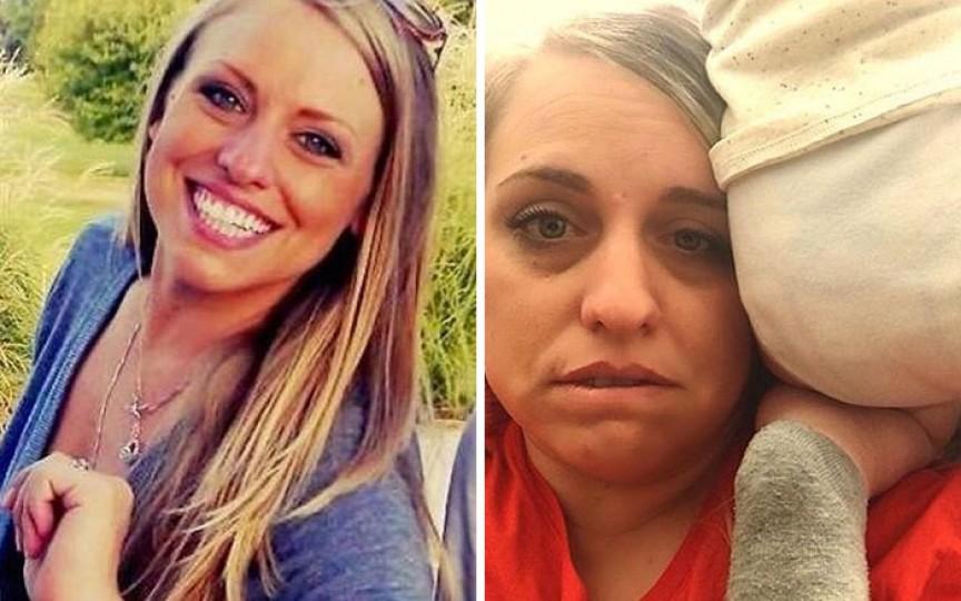 (FOTO) Părinții împărtășesc fotografii înainte și după copii, iar diferențele sunt foarte amuzante