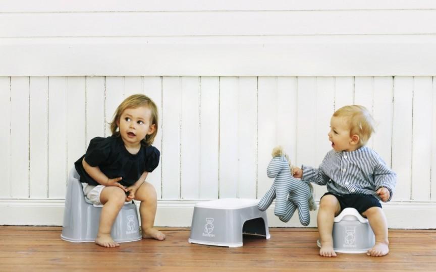 Metodă verificată: cum să-l înveți pe cel mic să facă la oliță în 3 zile