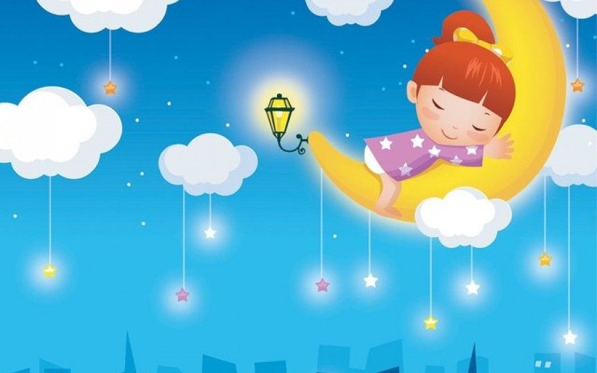 Poveste terapeutică pentru copiii cărora le e frică de întuneric