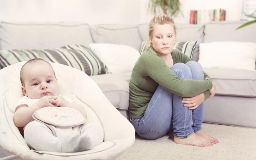 Depresia postpartum – cele mai evidente simptome și cauzele care o provoacă