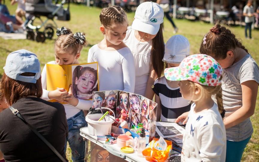 Cum se vor distra copiii la Festivalul Medieval