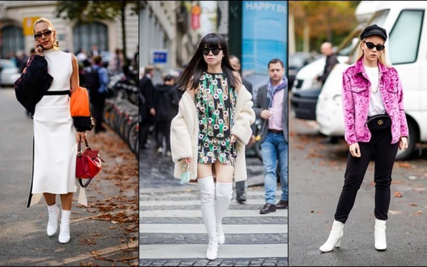 Încălțăminte la modă în toamna/iarna 2017