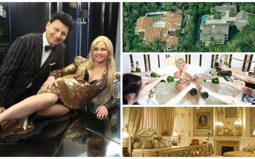 Viața soțiilor de miliardari: se scaldă în șampanie și cheltuiesc sume exorbitante