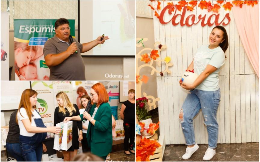 În premieră la evenimentele marca Odoraș s-a abordat tema hemoroizilor la gravide și femeile care au născut