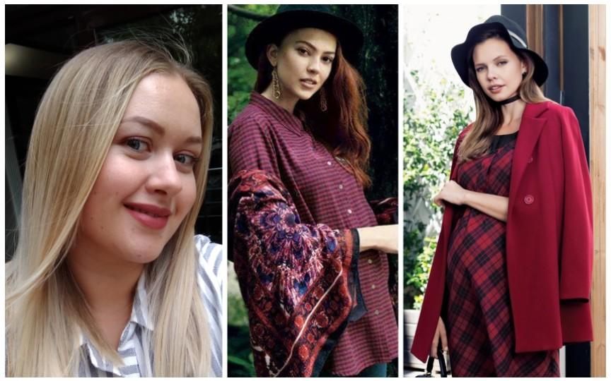 (FOTO/VIDEO) O tânără din Moldova își dorea haine frumoase pentru gravide și a conceput o afacere gingașă