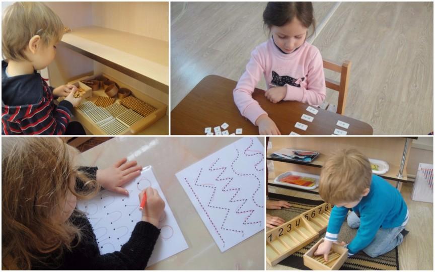 6 motive pentru care merită să duci copilul la un centru de dezvoltare de tip Montessori
