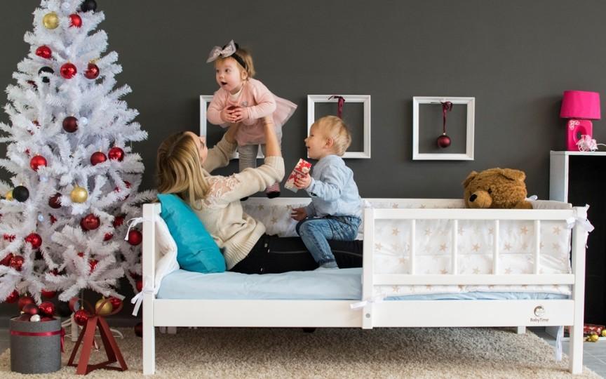 Oferă-i șansa copilașului tău să doarmă regește!