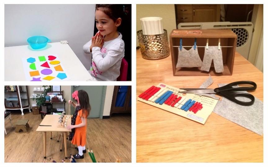 7 jocuri Montessori pentru care nu ai nevoie de jucării