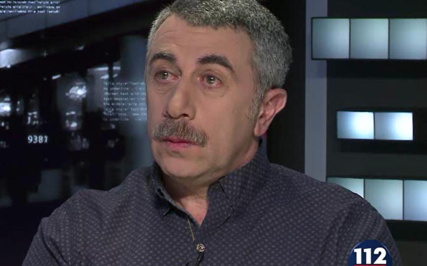 Evghenii Komarovskii: E îngrozitor ca în secolul 21 oamenii să moară de rujeolă