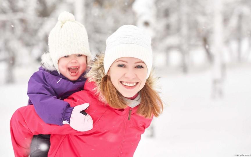 Plimbările în aer liber întăresc imunitatea copilului
