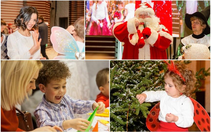Hai cu noi la Crăciunul Copiilor 2016 - cel mai mare bal de sărbători!
