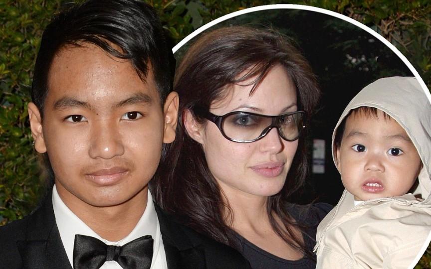 Vezi ce cadou a pregătit Angelina Jolie pentru unul din băieţii săi