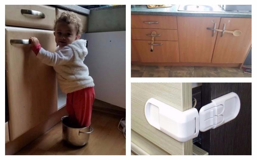 Idei inedite pentru blocarea accesului copilului la conținutul sertarelor