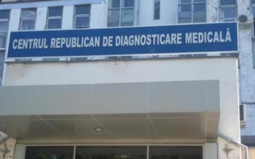 (FOTO) Schemă de corupție la Centrul republican de diagnosticare medicală. Medicii primeau bani pentru pacienții trimiși la tomografie