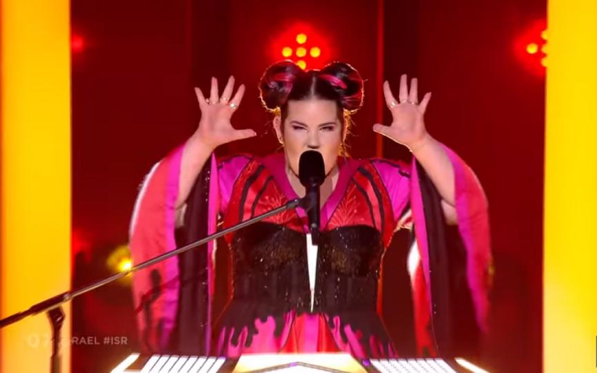 (VIDEO) Moldova s-a clasat pe locul 10 la Eurovision. Iată piesa câștigătoare!