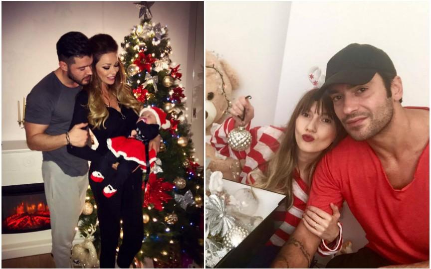 Vedetele au împodobit bradul de Crăciun și așteaptă cadourile