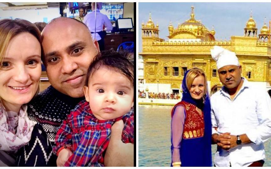 Ea este din Moldova, el e din India, iar copilul va învăța patru limbi