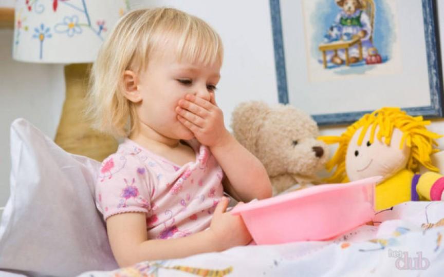 Cele mai frecvente cauze ale vărsăturilor la copii și când trebuie să ne adresăm la medic