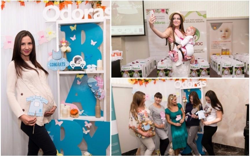 Zeci de femei au aflat la Festivalul graviduțelor cum poate fi depășită depresia postnatală