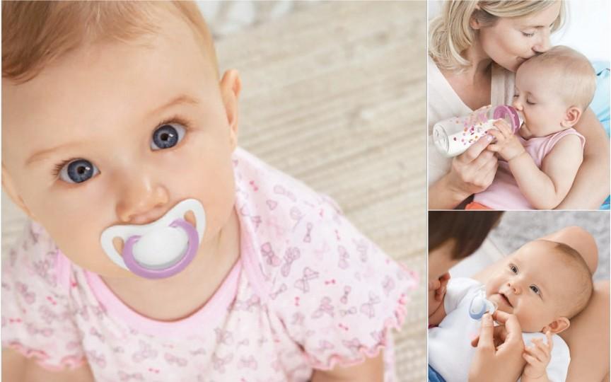 Cum alegem suzeta perfectă pentru bebeluşi
