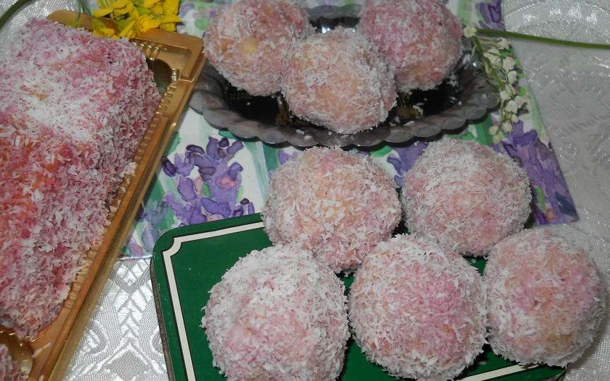 Actual după sărbători: bomboane din resturi de prăjituri