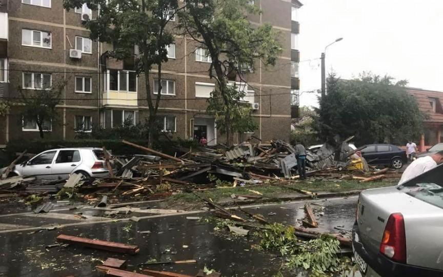 Povestirea unei moldovence care s-a aflat în epicentrul furtunii din Timișoara
