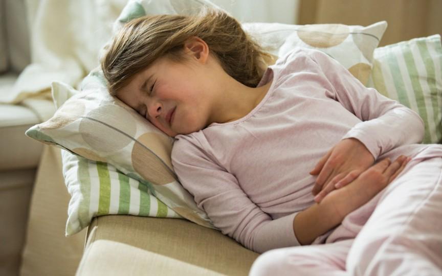 Durerile de burtă la copii