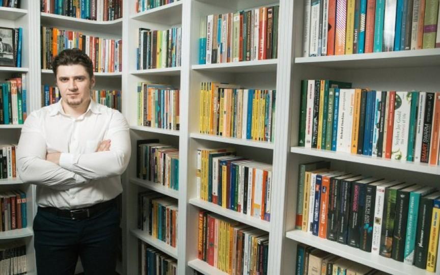 Dorian Furtună recomandă 6 cărți pentru părinții conștienți