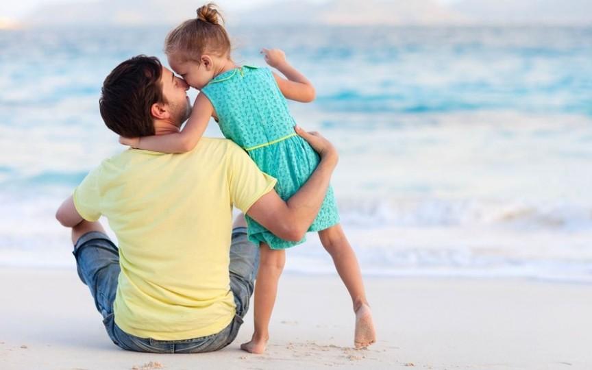 Top 17 reguli pentru tăticii de fetițe