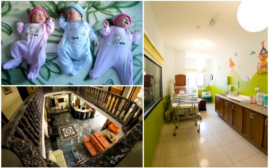 Experienţa unei mămici din Moldova care a născut TRIPLEȚI în Cipru