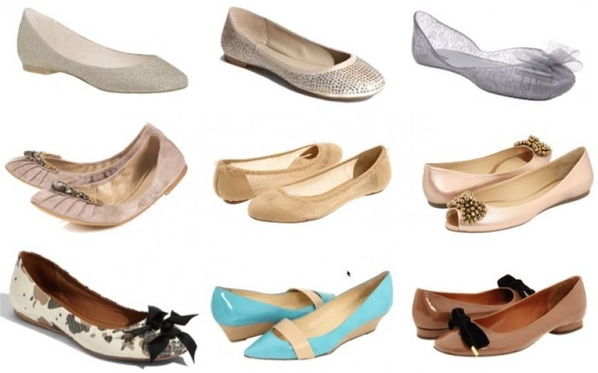 Balerinii și sandalele de plastic vă pot îmbolnăvi
