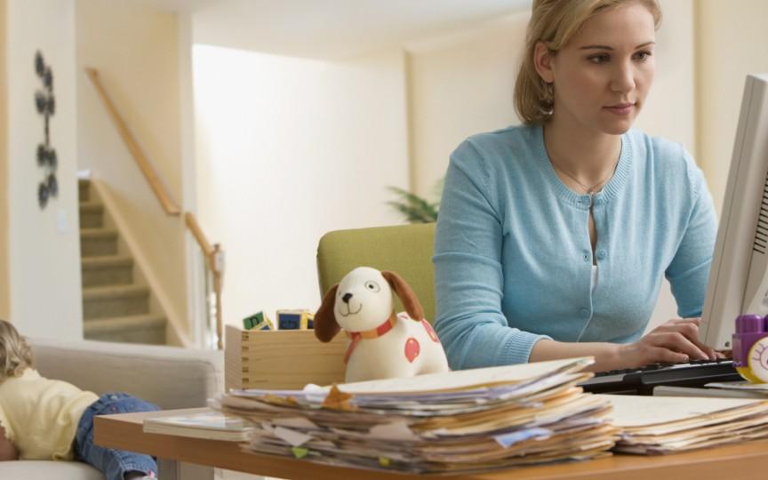 5 idei de afaceri pentru mamele aflate în concediul de maternitate