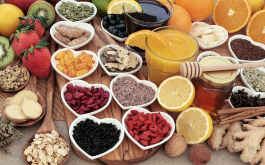 TOP 5 alimente pentru a preveni gripa şi răceala