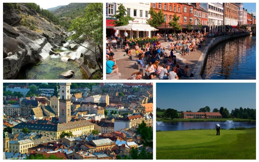 TOP 10 destinații din Europa care merită a fi vizitate anul acesta