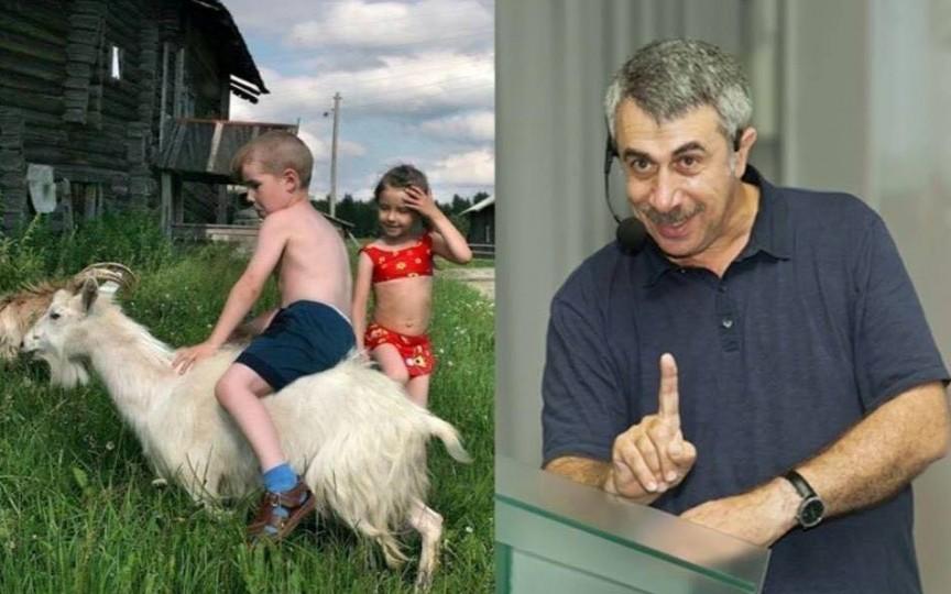 Evghenii Komarovskii despre cum arată vacanța perfectă a copilului cu imunitatea scăzută